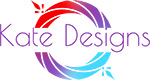 kate designs logo
