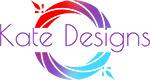 kate designs logo